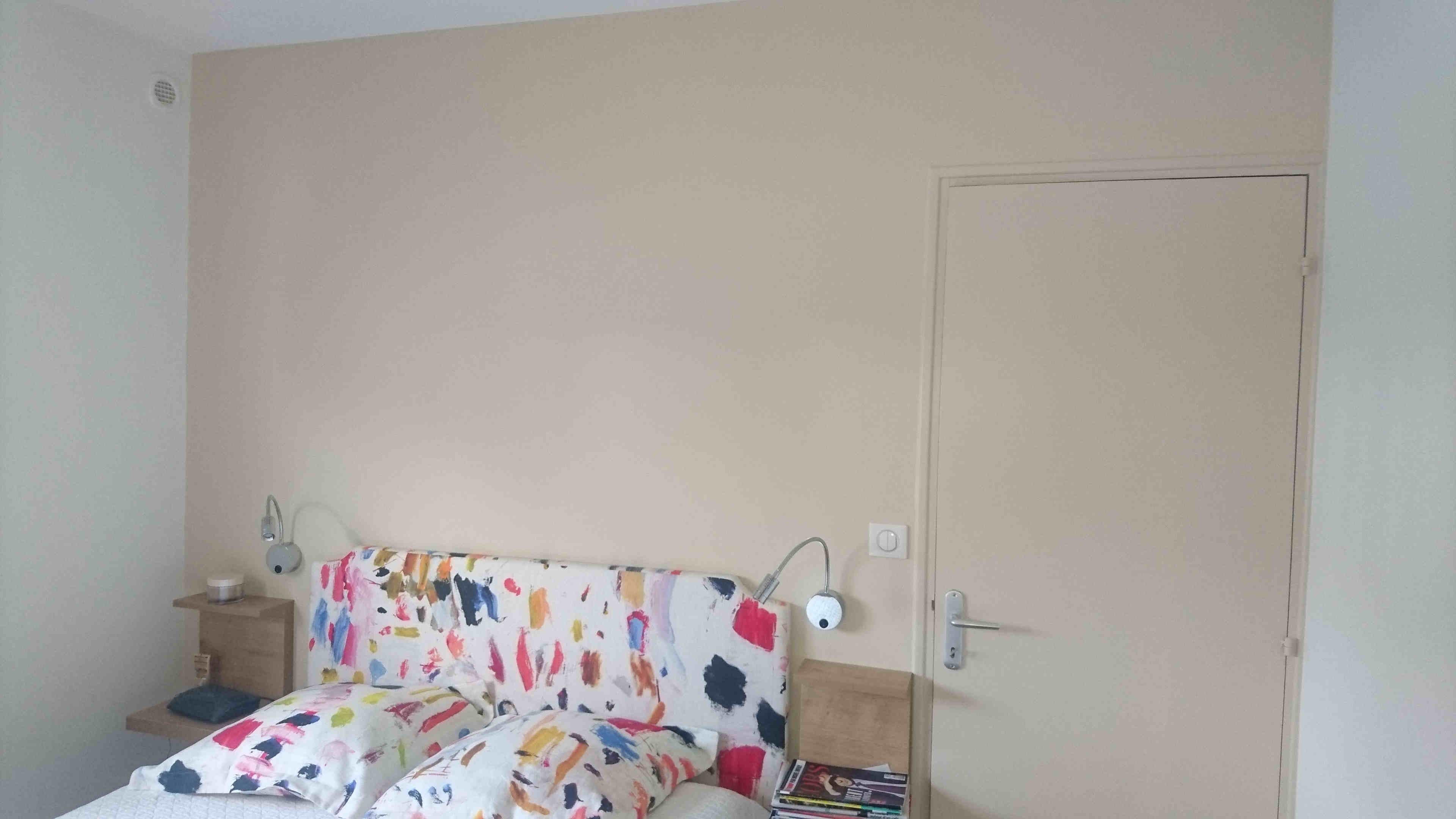 Décoration Chambre Taupe Et Beige décoration peintures de chambres exemples photos